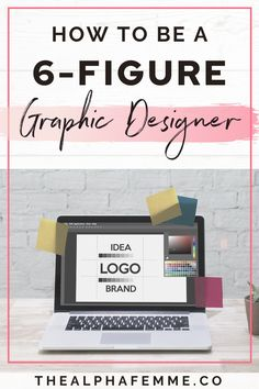 You may be a great graphic designer but hitting 6 figures as a graphic designer means making some smart business decisions and visibility choices. Learn all about starting a 6-figures graphic design business in 2020. #graphicdesignbusiness #freelancegraphicdesign #startagraphicdesignbusiness Digital Marketing Strategist, How To Make Money, How To Become, Social Media Calendar, Drop Shipping Business, Freelance Graphic Design, Promote Your Business, Financial Planning, Mindset