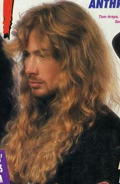 Dave Mustaine-Megadeth..........