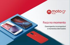 Smartphone Moto G 4 Plus Dual Chip Android 6.0 Tela 5.5'' 32GB Câmera 16MP - Preto - Americanas.com