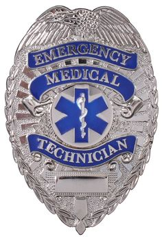 Rothco's Deluxe EMT Badge is constructed with a sturdy Zinc Alloy with Nickel Plating material. The Emergency Medical Technician Bag features the star of life logo as well. Material Specs: Zinc Alloy w/ Nickel Plating Emergency Medical Technician, Emergency Medical Services, Concealed Carry Badge, Police Humor, Ems Humor, Life Logo, Neck Chain, Ambulance, Law Enforcement