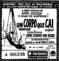 Relação de Cinemas Antigos de Rua do Brasil em atividade nos anos 60: Maio 2013