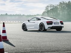 #Audi_R8 #V10 RWS makes 540 horsepower and about the same amount