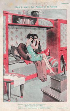 Fantasio, 1929 ~ René Giffey