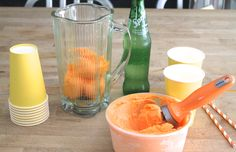 eBeat the heat with a refreshing drink