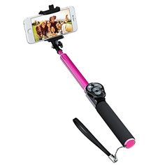 Selfie Stick by Selfies RU, Easy to Use Mini Selfie Stick with Built-in Bluetooth Shutter, Zoom and Adjustable Phone Holder for iPhones, Android, Etc with 270 Degree Variable Snap and Video Angle. Improve Your Selfies Results Now! SELFIES RU http://www.amazon.com/dp/B011YVDANC/ref=cm_sw_r_pi_dp_rVi6vb0RY9N71