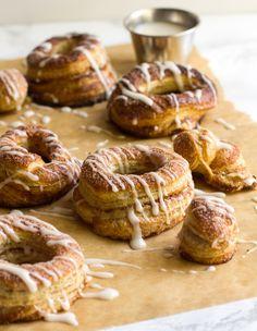 Easy   Homemade   Recipe   Cronut   Cinnamon Sugar   Cinnamon Cronut   Homemade Donuts   Croissants   Copycat