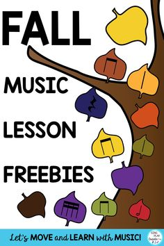 Get the FREE RESOURCES to help you experiment with some new fall music class lesson ideas! Preschool Music, Music Activities, Teaching Music, Music Games, Piano Games, Teaching Posters, Kids Music, Holiday Activities, Music Lesson Plans