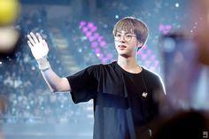 Jin❤ BTS THE WINGS TOUR~ 2017 BTS Live Trilogy Episode lll In Bangkok, Thailand~ (170422-23) #BTS #방탄소년단