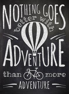 More Adventure