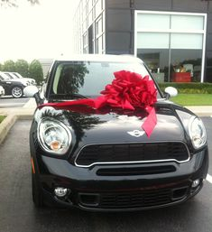 ❤  Who needs a Birthday present? Mini Cooper Countryman S. Best gift evah!!!