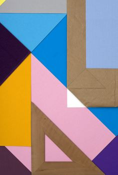 Color and geometry made by Carl Kleiner