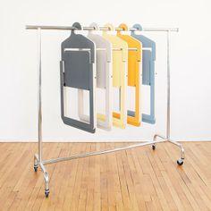 Cadeira Hanger, design Philippe Malouin