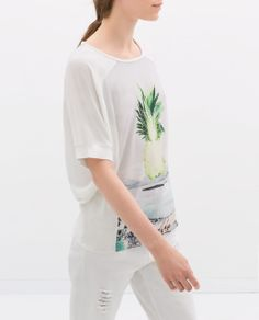pineapple Zara