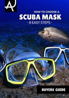 how to choose a dive mask guide