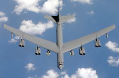 U.S. Air Force (USAF) B-52 Stratofortress