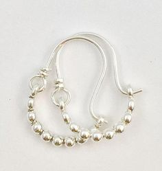 Mini Bubble Beaded S