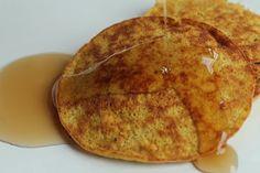 """""""Healthified"""" Protein Pancakes"""