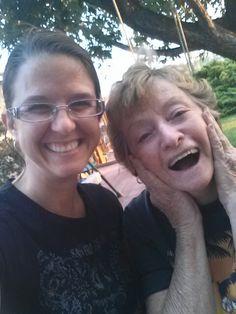 My Momo and I ♡