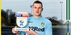 Congrats to Chris Wood who has been named the Sky Bet Championship Player of the Month for January.