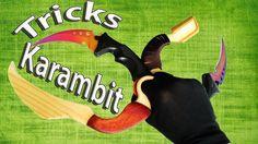 🔪Cuchillos karambit: Trucos y giros  / Karambit: Flipping and tricks