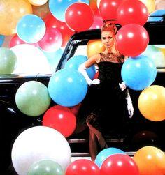 Balloons round latex