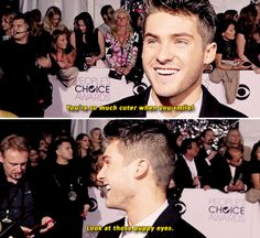 Cody Christian - People's Choice Awards at Club Nokia on January 6, 2016 in Los Angeles, California.