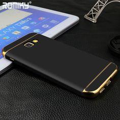 100 PCS Romiky Mat Givré Cas pour Samsung Galaxy J3 j330 J5 j530 J7 2017 J2 Premier A3 A5 A7 2016 Plein De Protection 3 EN 1 Couverture dans Équipée Cas de Téléphones portables et Des Télécommunications sur AliExpress.com | Alibaba Group