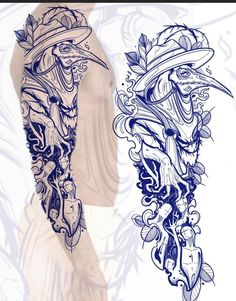 Half Sleeve Tattoos Drawings, Cool Half Sleeve Tattoos, Tattoo Design Drawings, Tattoo Sleeve Designs, Tattoo Sketches, Body Art Tattoos, Half Sleeve Tattoo Stencils, Tattoo Ink, Leg Tattoos