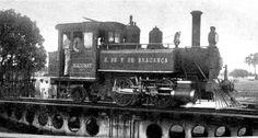 E. F. Bragança tipo 0-4-2 Loc. Maguary - Estrada de Ferro de Bragança – Wikipédia, a enciclopédia livre