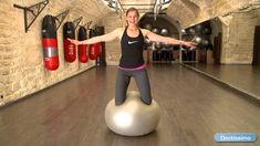 Renforcement musculaire global avec Swiss ball