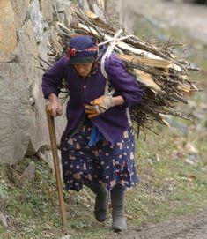 Karadeniz kadını