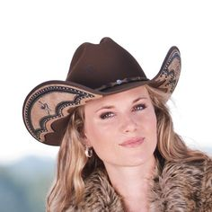 charlie one horse hats | Rising Star by Charlie 1 Horse as shown on RODS website