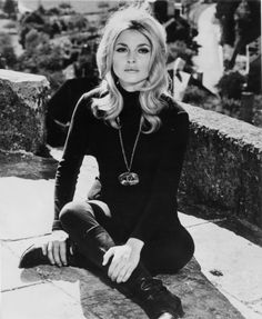 Sharon Tate as Odile de Caray, in Eye of the Devil