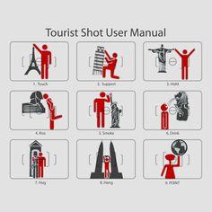 Tourist Shot User Manual - LOL :)