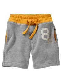 gap Graphic knit shorts