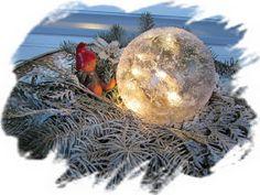 VillaTuta: Jääpallo ilman jäädyttämistä! Christmas Bulbs, Xmas, Holiday Decor, Winter, Home Decor, Winter Time, Decoration Home, Christmas Light Bulbs, Room Decor