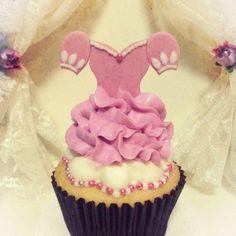 Disney Princess Cupcake-Cupcakes by Yuyu