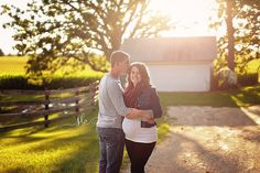 maternity session. farm. sunset  www.facebook.com/samanthakjellphotography   COPYRIGHT SAMANTHA KJELL PHOTOGRAPHY. NORTHERN ILLINOIS PHOTOGRAPHER