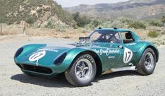 Reunited with original body, the Alan Green Chevrolet Cheetah heads to auction | Hemmings Daily