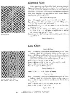 A Treasury of Knitting Patterns by Barbara G. Walker by Orsa Minore - issuu