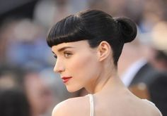 Rooney Mara - The Girl with the Dragon Tattoo star Rooney Mara at the Oscars