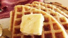 The Highest Three Chicory Espresso Manufacturers - Include A Novel Taste On Your Cup Of Joe Buttermilk Prairie Waffles Easy Light And Great Flavor. Easy Waffle Recipe, Waffle Recipes, Brunch Recipes, Bread Recipes, Oatmeal Waffles, Pancakes And Waffles, Breakfast Dishes, Breakfast Recipes, Breakfast Club