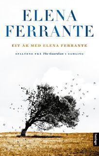 "Rose-Maries litteratur- og filmblogg: Elena Ferrante: ""Eit år med Elena Ferrante"" Elena Ferrante, Rose Marie, World, The World"