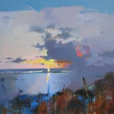 A Passing Squall, Brancaster