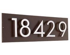 10 Front Door Ideas Address Plaque Front Door Montague Metal Products