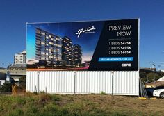 Billboards are an ideal way to promote your new development or provide safety information to the public. Signs Brisbane make the best billboards in Australia! Real Estate Advertising, Real Estate Ads, Real Estate Signs, Advertising Signs, Real Estate Marketing, Real Estate Sign Design, Real Estate Banner, Property Signs, Property Ad