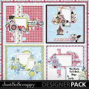 Designer - Just So Scrappy Page 10 | MyMemories