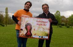 Op zaterdag 23 april vond de tweede editie van de HipWalk plaats. De loop werd georganiseerd door de afdelingen orthopedie van het Catharina Ziekenhuis en Máxima Medisch Centrum. Dankzij de ruim zestig deelnemers met een knie- en / of heupprothese werd het een succesvolle sponsorloop bij de Karpendonkse Plas in Eindhoven. Alle deelnemers lieten zich sponsoren door familie en vrienden. Rode Kruis Eindhoven kreeg hierdoor na afloop een cheque ter waarde van 2.719,50 euro overhandigd.