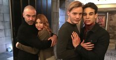 Everyone was feeling emotional about wrapping Season 2A.(Behind the scene of season 2 episode 10)