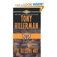 The Blessing Way (or any book by Tony Hillerman): I love how Hillerman takes the traditional detective narrative and refracts its through the prism of Navajo beliefs and traditions of his stories two main characters. Navajo policemen Jim Chee and Joe Leaphorn. I also love how the landscape becomes a character in every story he tells.